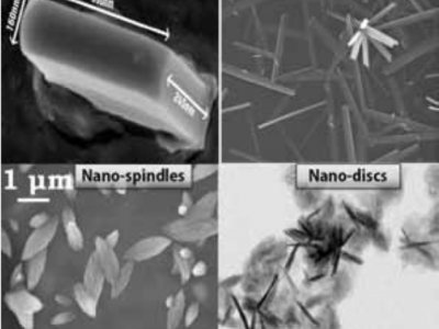 Various nanostructures